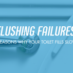 Ease Plumbing and Air Helps to Resolve why your toilet isn't flushing as it should be.