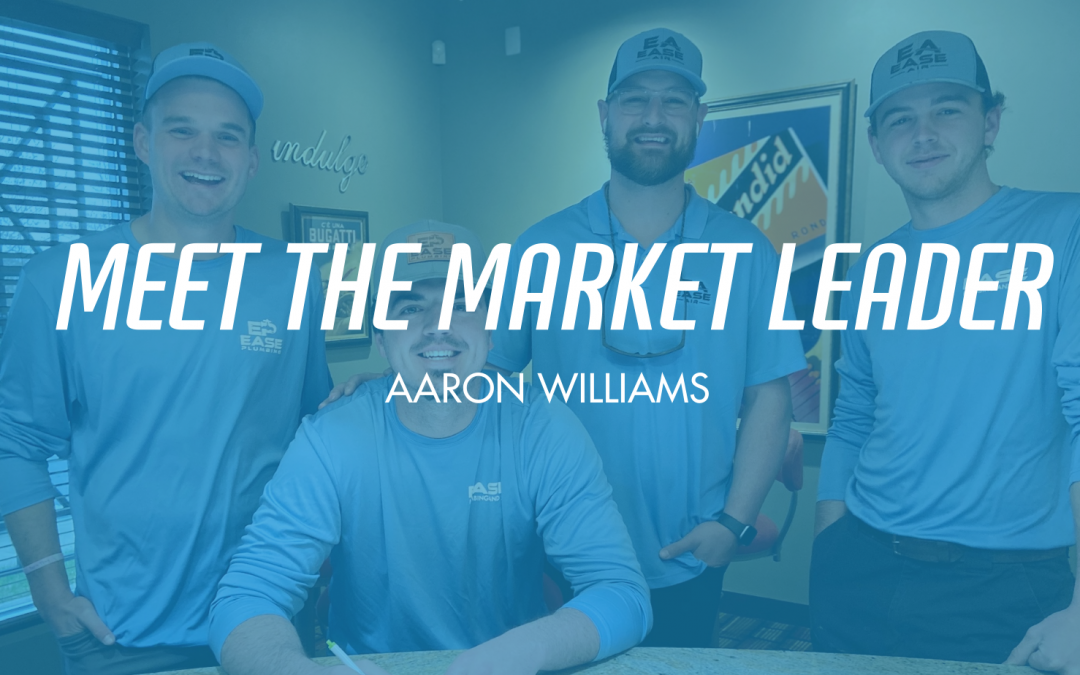 Meet the Market Leader: Aaron Williams