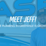 Ease Plumbing Greenville Welcomes Jeff Howard to the Team