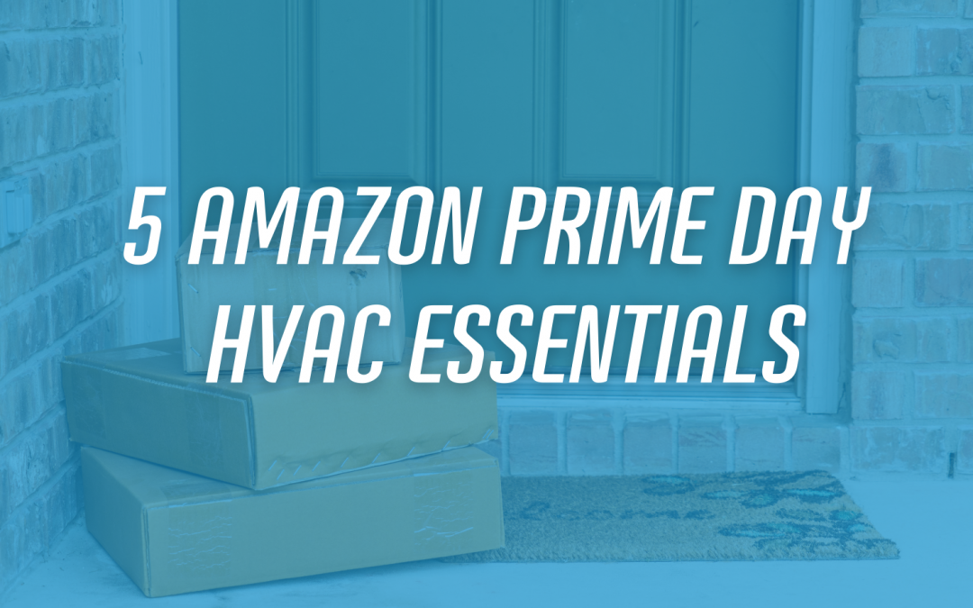 5 Heating and Cooling Items To Be on The Lookout For This Amazon Prime Day
