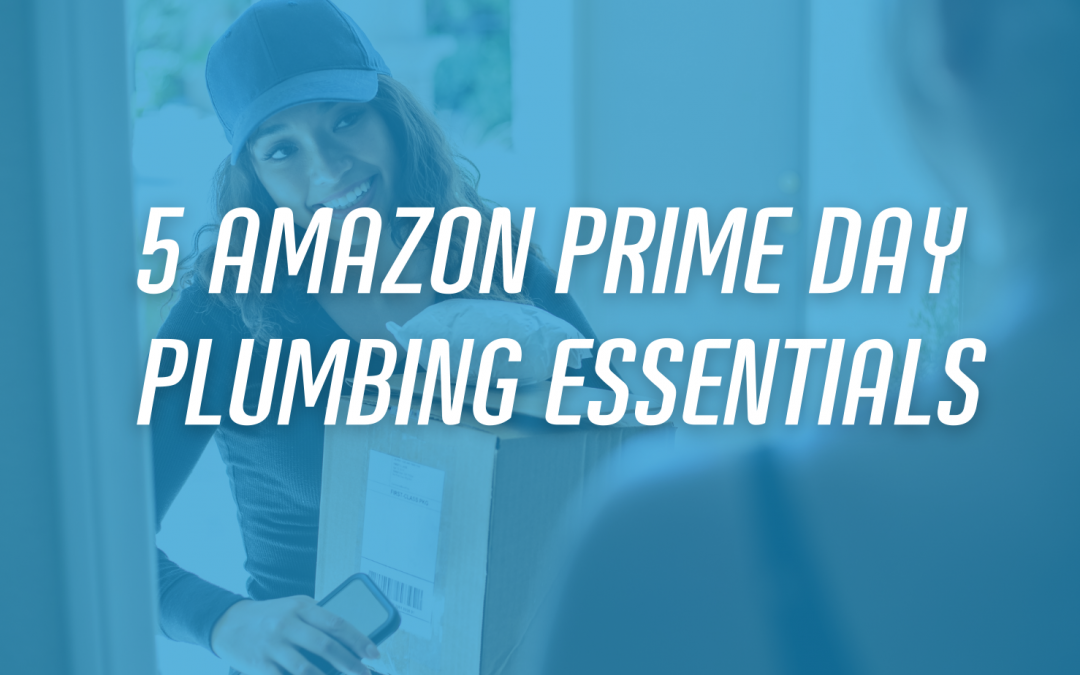 5 Plumbing Items To Be on The Lookout For This Amazon Prime Day