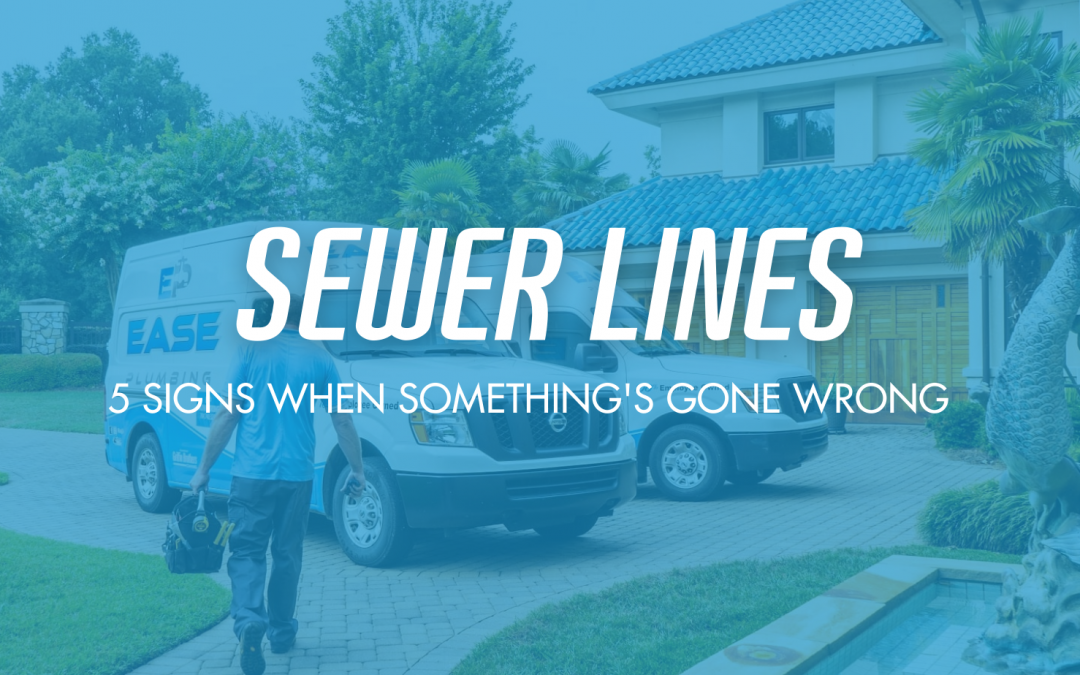 Sewer Line Nightmares: 5 Warning Signs For Homeowners