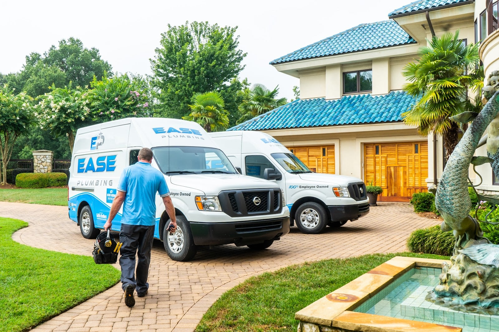 Ease Plumbing, Charlotte, North Carolina