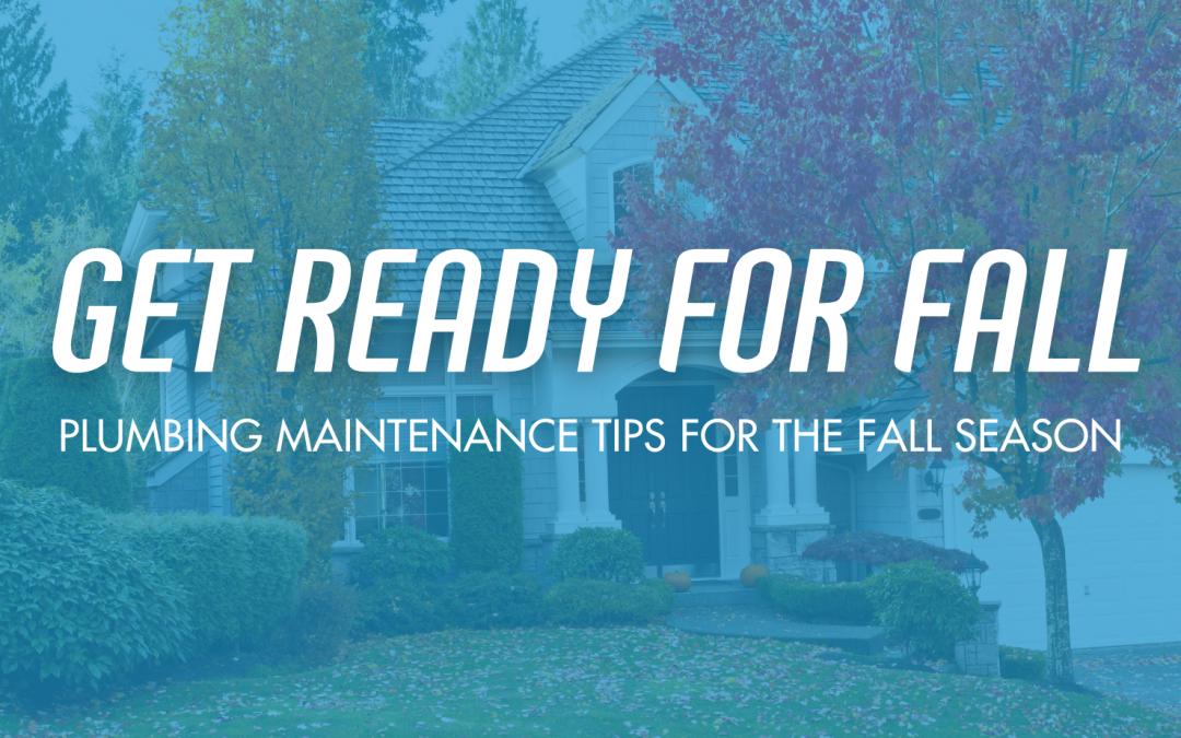 6 Plumbing Maintenance Tips For The Fall Season