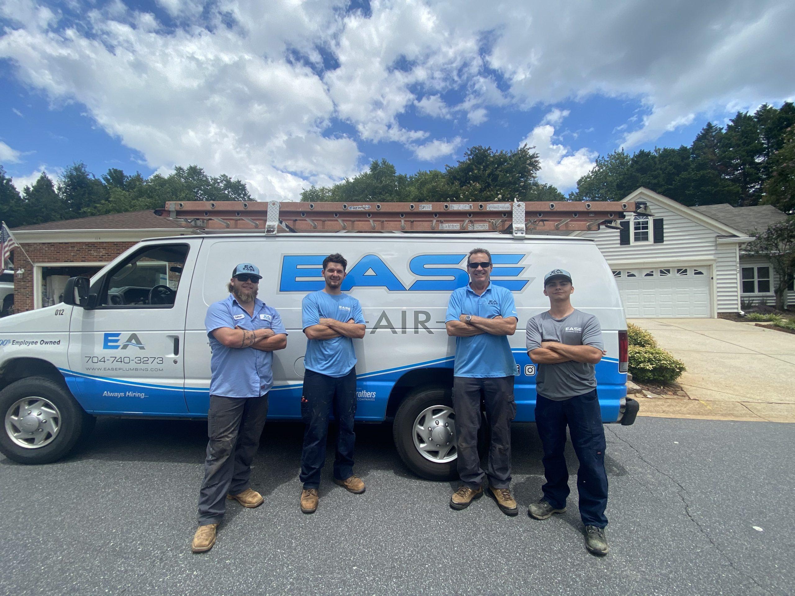 Ease Air Team in Charlotte, North Carolina