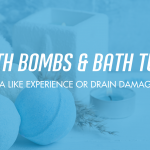 Are bath bombs safe for bath tubs?