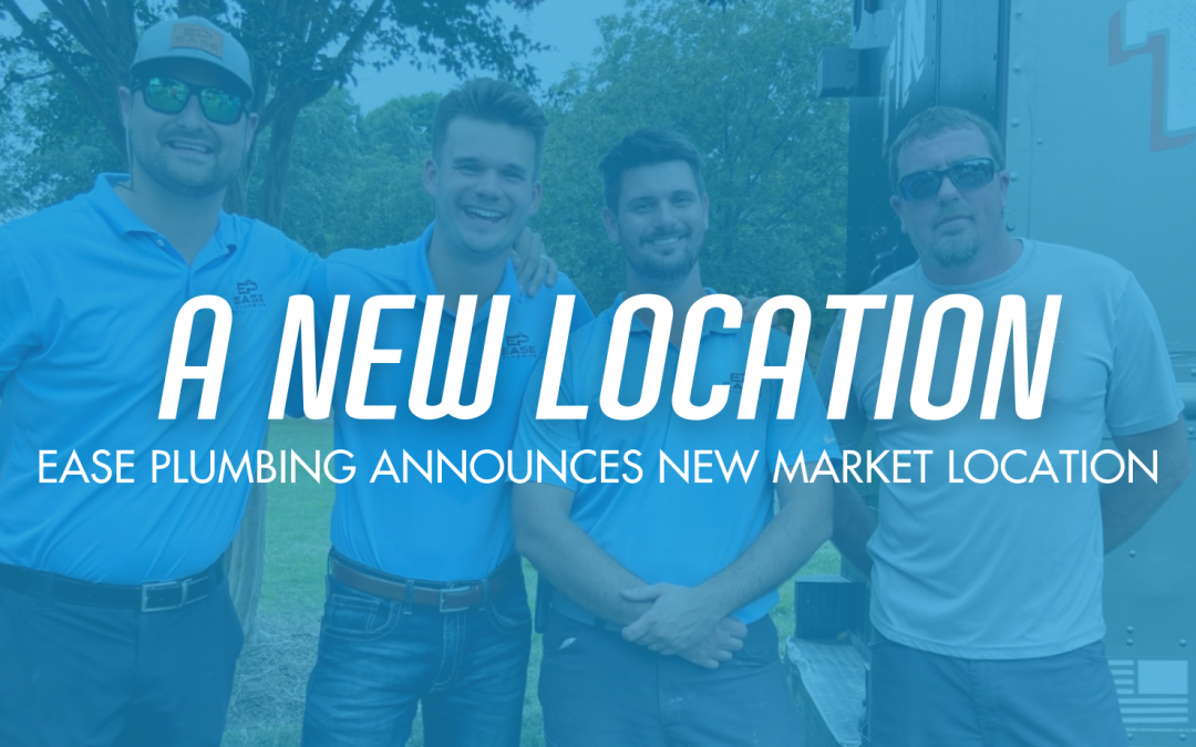 Ease Plumbing Selects New Market Leader Jamison Sinclair and Opens Third Location in Monroe, NC