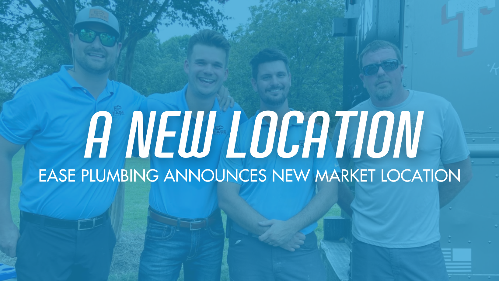 Ease Plumbing announces its third location in Monroe, North Carolina
